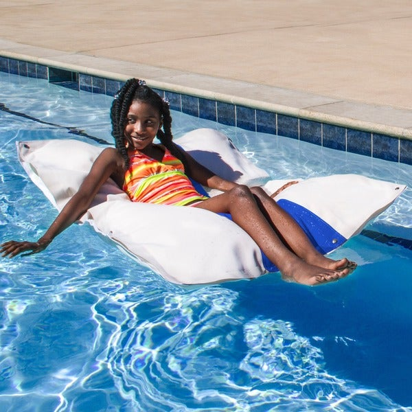 Coosa Bean Bag Pool Float for Kids