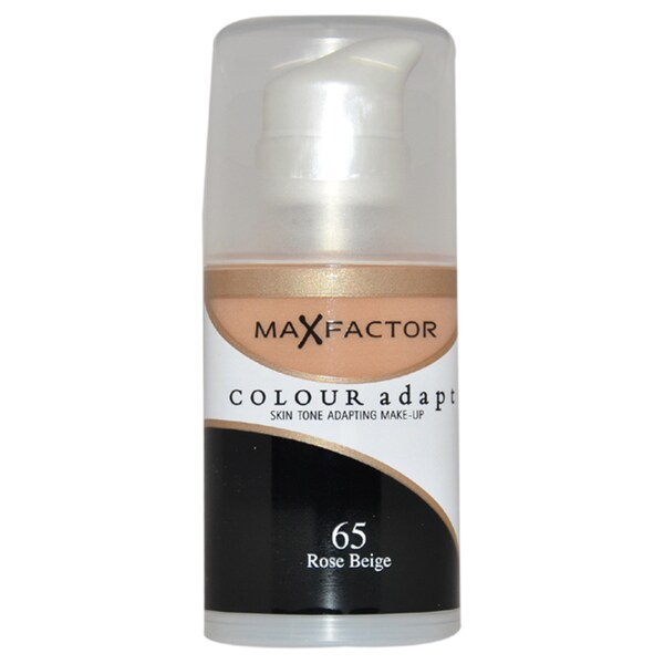 Max Factor Colour Adapt Skin Tone Rose Beige Adapting Makeup