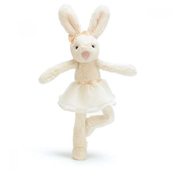 Jellycat Tutu Lulu 11-inch Cream Bunny