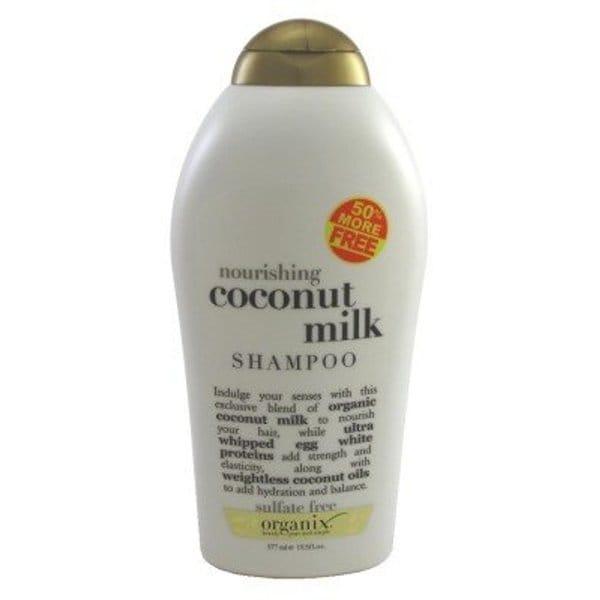 Organix 19.5-ounce Coconut Milk Shampoo