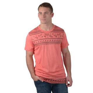 Boston Traveler Men's Printed Short-sleeve T-shirt