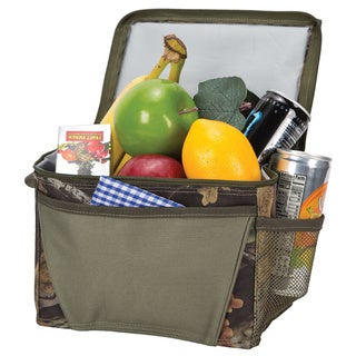 Goodhope 6-bottle Small Camo Lunch Cooler Bag