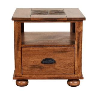 Sedona Single-drawer End Table
