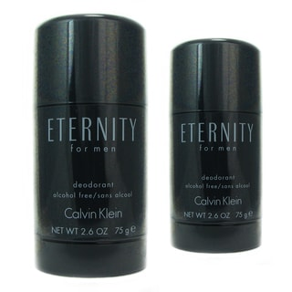 Calvin Klein Eternity Men's 2.6-ounce Deodorant (Pack of 2)