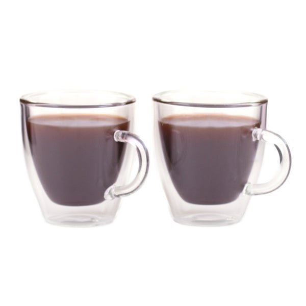 Epar 2-ounce Double-wall Espresso Cups (Set of 4)
