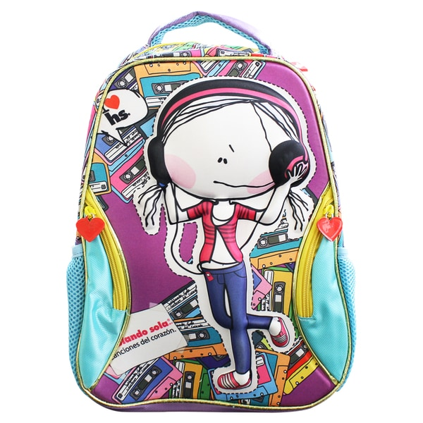 Hablando Sola Dancing Backpack