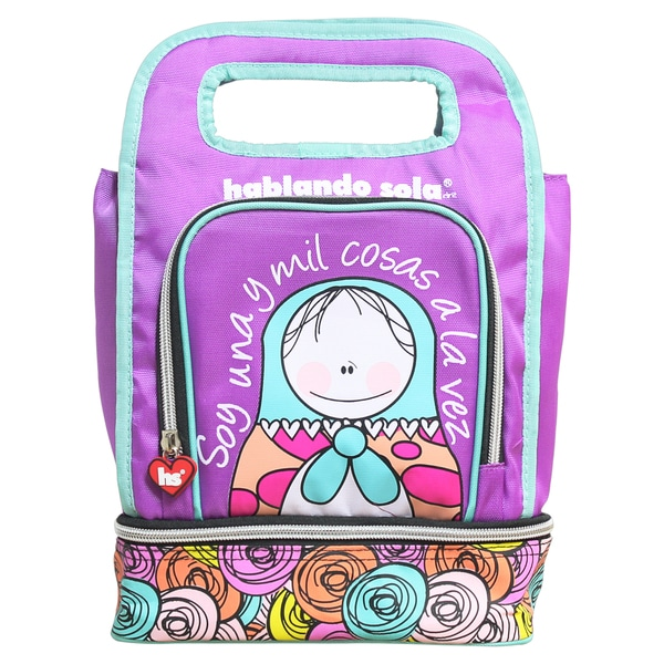 Hablando Sola One Thousand Lunch Bag