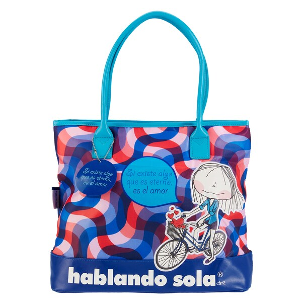 Hablando Sola Eternal Love Tote Bag