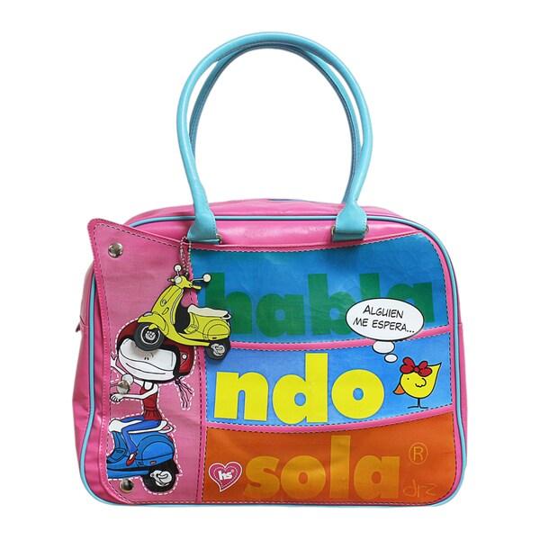 Hablando Sola On The Move Tote Bag
