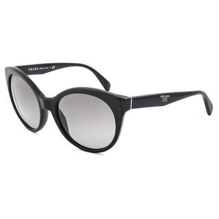 Prada Women's SPR230 1AB-3M1 Cateye Sunglasses