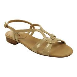 Women's VANELi Benes Sandal Ecru Patent