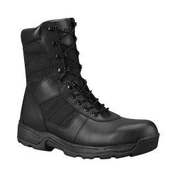 Men's Propper Series 100 8in Side Zip Boot Black
