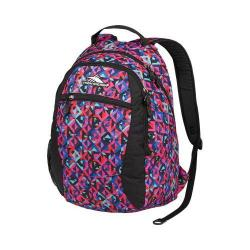 High Sierra Curve 53632 Kaleidoscope/Black