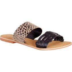 Women's Nomad Bondi Slide Brown Snake