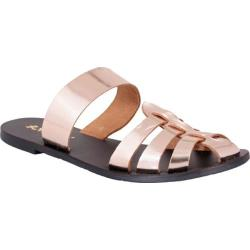 Women's Nomad Perth Slide Gold