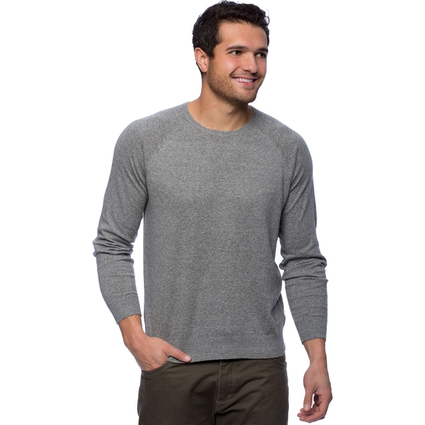 Cullen Men's Brushed Cotton Sweater 15302211