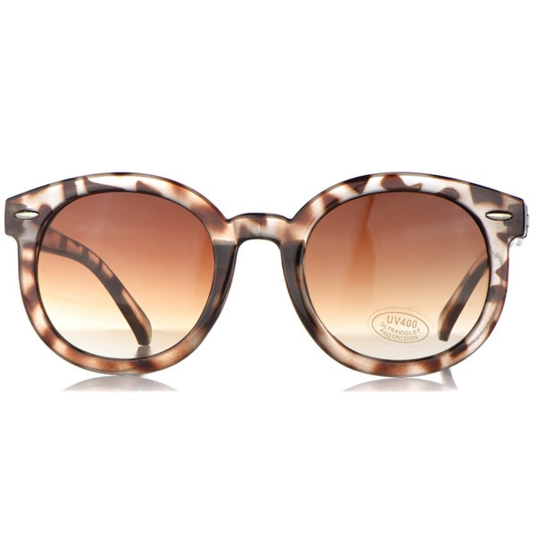 Crummy Bunny Hana's Vintage Style Brown Fashion Baby Sunglasses