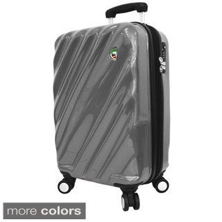 Mia Toro ITALY Onda Fusion 29-inch Lightweight Hardside Expandable Spinner Suitcase