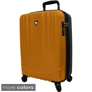 Mia Torro Polipropilene 28-inch Hardside Expandable Spinner Suitcase