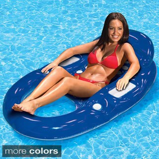 Poolmaster Deluxe French Lounger