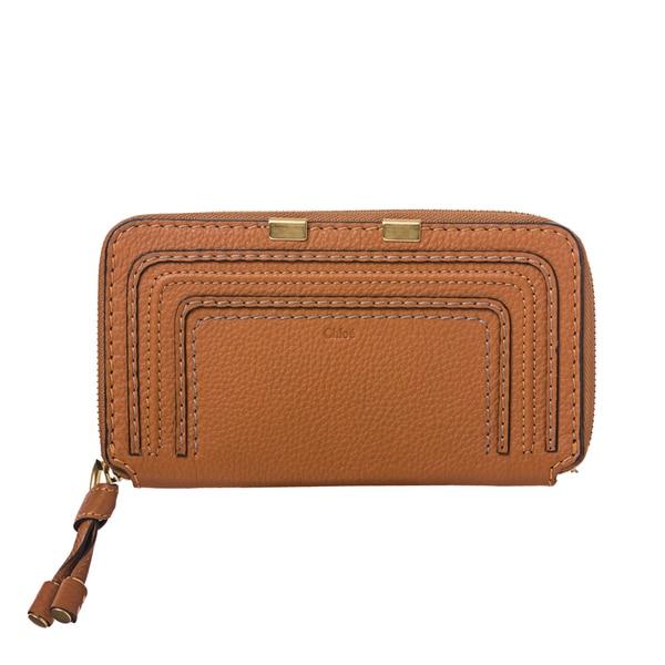 Chloe Marcie Zip-around Wallet