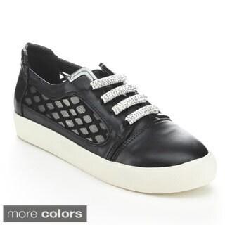 Vigo Fiore Women's Tabitha-1 Leatherette Sneakers