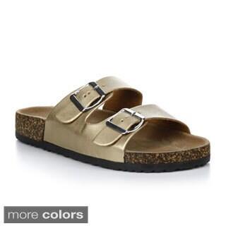Cape Robbin Women's AIXA-JH-5 Open Toe Sandals