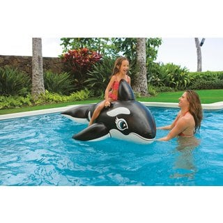 Intex Whale Ride-On