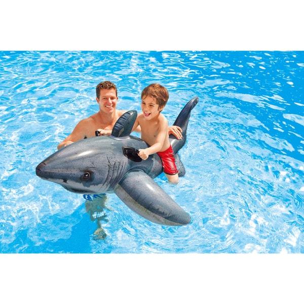 Intex Great White Shark Ride-On