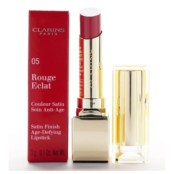 Clarins Rouge Eclat 05 Pink Berry Lipstick