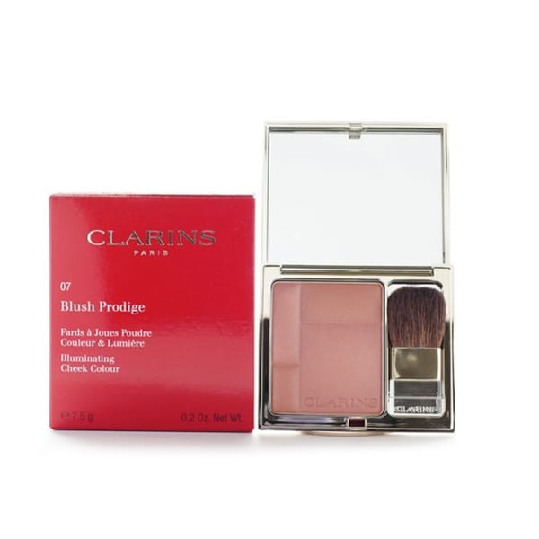 Clarins Blush Prodige Illuminating 07 Tawny Pink Cheek Colour