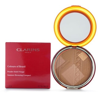 Clarins Colours Of Brazil Summer Bronzing Compact
