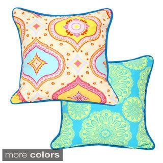 Wake Up Frankie Candy Crush Reversible Accent Pillow