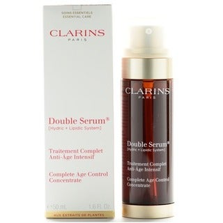 Clarins Double Serum Complete 1.6-ounce Age Control Concentrate