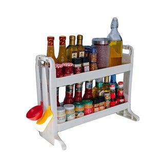 Double Shelf Spice Holder