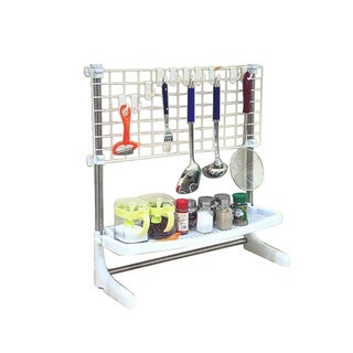 Spice and Utensil Rack