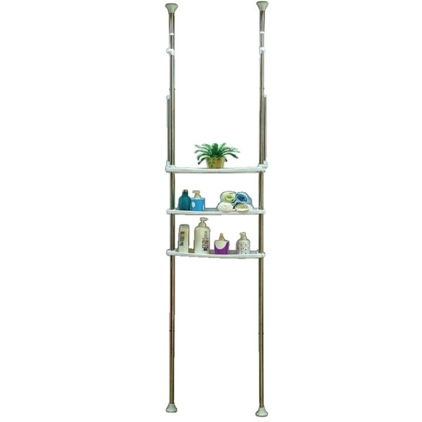 Bathroom Adjustable Storage Rack
