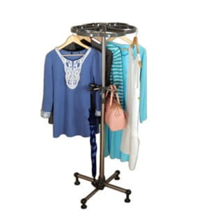 Clothes and Storage Rack