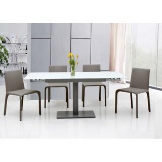 Modrest Taste Extendable Modern Dining Table