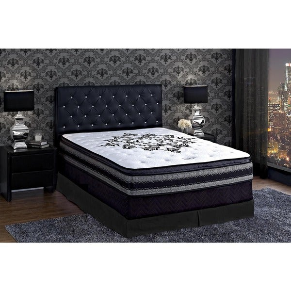 DHP Signature Sleep 10-inch Full-size Inspiration Pocket Coil Mattress