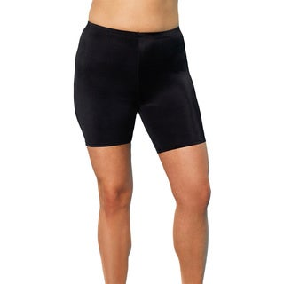 Black Bike Shorts Bottoms