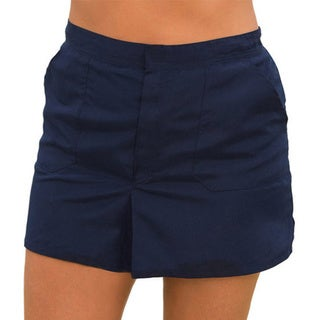 Navy Cargo Shorts Bottoms