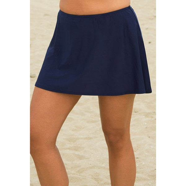 Navy Skirt Bottoms