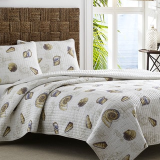 Tommy Bahama Kemps Bay 3-piece Quilt Set
