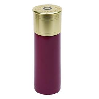 25-ounce Red 12-gauge Shotgun Shell Thermal Bottle