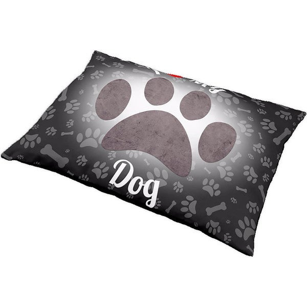 iLeesh I Love My Dog Pet Bed