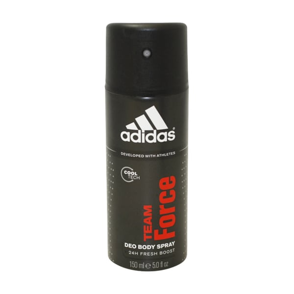 Adidas Team Force for Men by Adidas 5-ounce 24-hour Fresh Boost Deo Body Spray