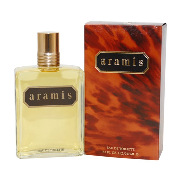 Aramis Men's 8.1-ounce Eau de Toilette Spray