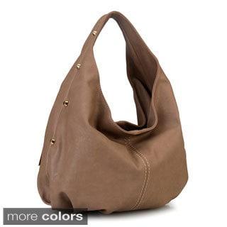 Diophy Shopper Slouchy Hobo Fashion Shoulder Bag