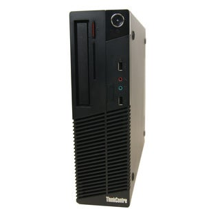 Lenovo M80 SFF Core i3-3.2GHz 4096MB 250GB DVD W7P64 Desktop Tower (Refurbished)
